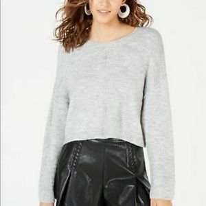 Crop Sweater by Hooked Up by IOT. Juniors XL. New!